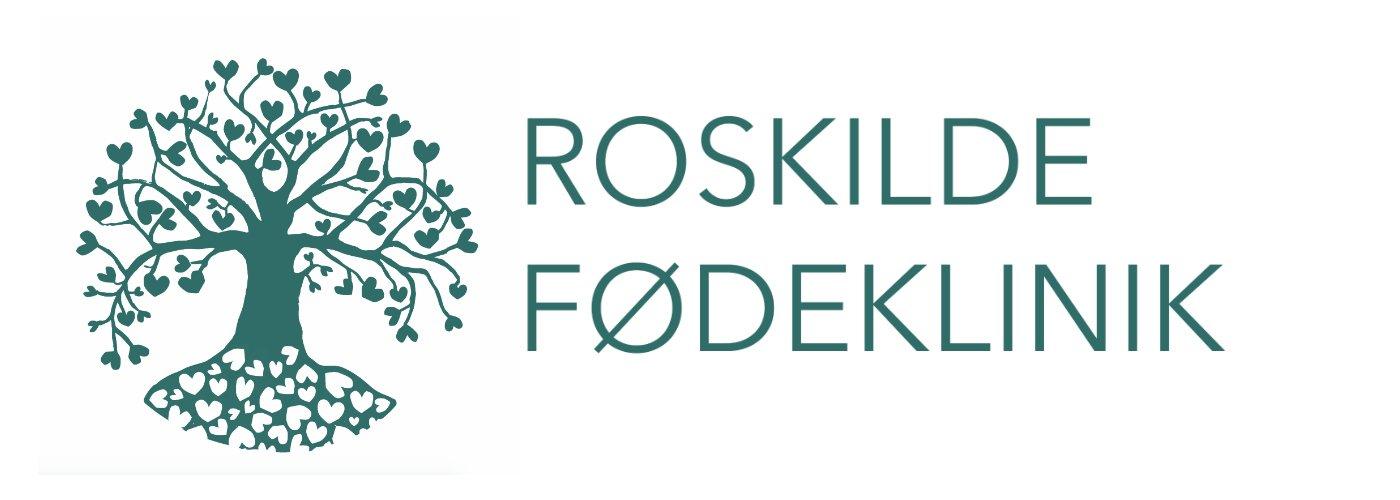 Logo Roskilde Foedeklinik groen